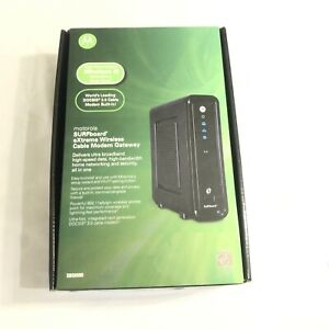 MOTOROLA WIRELESS CABLE MODEM SBG6580 SURFBOARD EXTREME GATEWAY