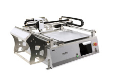 Small budget smd machine NeoDen3v with 42 feeder, full vision for pcba- J