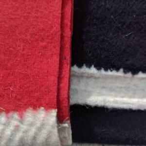 Reproduction Handmade SAVED List Stroud Cloth Wool Flannel Trade Cloth Yardage