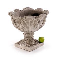 Pflanzschale Übertopf Amphore Steinschale Sandstein Pflanzkübel Vase  622863