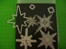 STAMPIN' UP STARLIGHT THINLITS SET OF 7 DIES