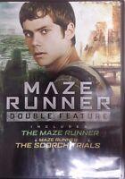 The Maze Runner / The Maze Runner: Scorch Trials (DVD, 2014)