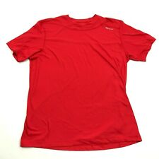 Sugio Dry Fit Shirt Size Xl Extra Large Red Short Sleeve Red Bicycling Tee Bike