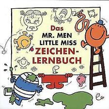 Das Mr. Men Little Miss Zeichenlernbuch von Roger Hargreaves (2013, Taschenbuch)