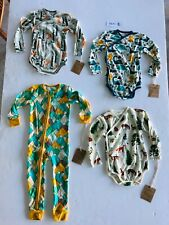 18M NEW Earthy Organic Cotton Baby Boys Clothes Manufacturer 2nds LOT B