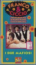 FRANCO E CICCIO - I DUE MAFIOSI (1964) VHS NUOVO E SIGILLATO