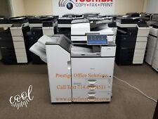 Ricoh Mp C6004 Color Copier Printer Scanner Super Low Meter Count Only 29k