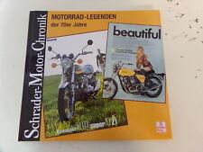 Motorrad Legenden der 70er Jahre * BMW  Ducati  Kawa  Münch  Moto Guzzi  MZ