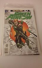 Green Arrow 1st Print (2011 4th Series) DC New 52 Lot of 12 DC Comic Books