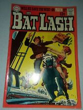 BAT LASH #3 DC COMICS NICK CARDY ART SILVER AGE LOT RUN WESTERN MOVIE COLLECTION
