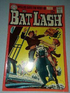 BAT LASH #3 DC COMICS NICK CARDY ART SILVER AGE western classic issue rare key