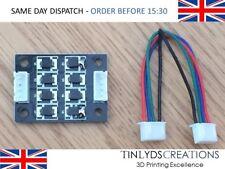 TL-più uniforme KIT Addon MODULO per STAMPANTE 3D Motor Driver Controller, NERO D1V4