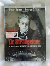 New listing Dr. Strangelove or: How I Learned to Stop Worrying and Love the Bomb (Dvd, 2004…