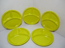 HD Designs Outdoors, Divided Plates (Yellow)