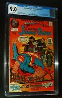 SUPERMAN'S PAL JIMMY OLSEN #133 1970 DC Comics CGC 9.0 VF-NM