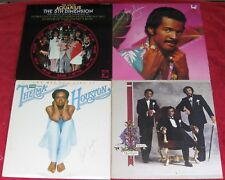 [Lot of 4 LPs]: The 5th Dimension/ Larry Graham/ Thelma Houston/ Isley Brothers
