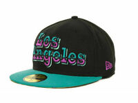 New Era 59FIFTY Los Angeles Foodie Food Truck Men's Fitted Cap Hat - Size: 7 1/2