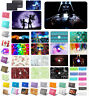 Matte colors Painting Hard Case Cover for Macbook Pro 13 15 Retina Air 11 13 12