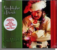 Steve Lukather & Friends - Santa Mental - Great 2003 Christmas CD! New!