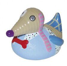 DEGLINGOS DUCKY NONOS THE DOG Rubber Ducky Baby Gift Box NEW