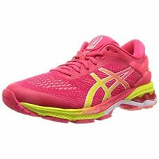 Asics Running Shoes Lady Gel-Kayano 26 Pink Yellow 1012A609 Us6(23cm)