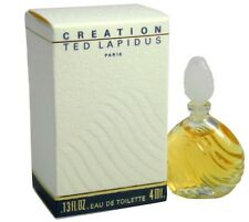 Creation by Ted Lapidus for Women  EDT  Perfume  SPLASH .13oz  - New In Box