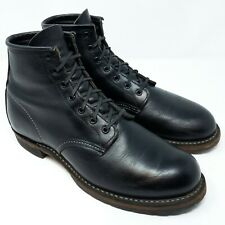 Red Wing 9014 Beckman Round Toe 'Black Featherstone' (EU 41,5 UK 7,5 US 8,5 D)