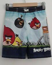 ANGRY BIRDS boy size 4 swim trunks