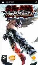 Tekken Dark Resurrection PSP playstation jeux combat fight games spelletjes 2946