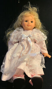 "Gotz Aileen Doll 19"" #486/2000 Numbered & Hand Signed (SH15)"