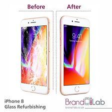IPhone 8 Ecran Cassé Verre Service De Réparation (LCD doivent travailler)