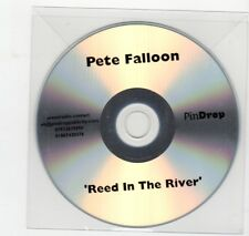 (HV113) Pete Falloon, Reed In The River - DJ CD