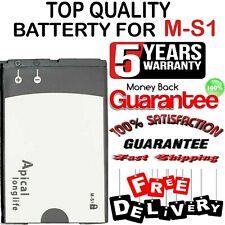 New OEM M-S1 MS1 BOLD 9000 9700 9780 BAT-14392-001 Battery