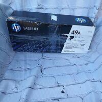 HP Laserjet 49A Toner Cartridge Q5949A NEW Genuine Sealed BLACK in Box