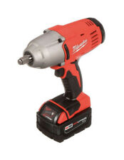 "Milwaukee 2663-20 M18 1/2"" High Torque Impact Wrench W Friction Ring + 3.0XC Bat"