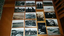 WWII 100 PHOTOS OF THE 434TH TCG BASED IN ENGLAND WACO GLIDERS,CRASHES,AIRBORNE