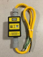 Hubbell Ground Fault Circuit Interrupter GFP1311 30A 120V 2 Foot Lone Cord