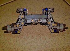 LEGO Technic Rear Differential assembly with wheels suspension - New parts