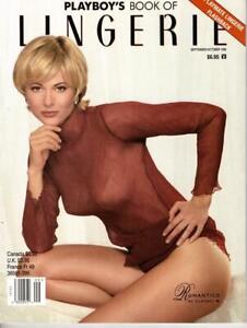 Playboy Book of Lingerie September October 1995 excellent free post