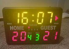 Gamecraft (MacGregor) Sk2229R Multisport Indoor Scoreboard No Remote