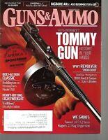 Guns & Ammo Handguns Magazine January 2013 Tommy Gun, Taurus, Ruger, Remington