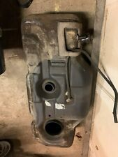 1983 Classic Saab 900 Non-Turbo 8 Valve Fuel Tank Assembly w/ Fuel Pump Tray