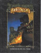 Vampire Dark Ages Europe  RPG SC NEW  OOP  White Wolf