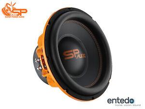 SP AUDIO SP-15C 38cm 1000W Car Hifi Subwoofer Lautsprecher 15 Zoll Bass KFZ PKW
