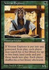 *MRM* FRENCH Explorateur émérite / Veteran Explorer MTG Weatherlight
