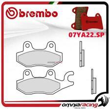 Brembo SP - pastillas freno sinterizado trasero para Suzuki DR800ST big 1996>
