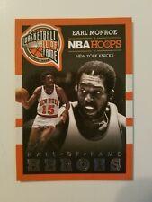 2013-14 Hoops Hall of Fame Heroes Knicks Basketball Card #16 Earl Monroe