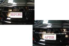79cm for Mercedes '07-'10 W204 C Class Chrome Rear Moulding Trunk Lid Cover Trim