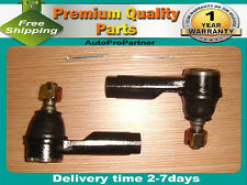 2 OUTER TIE ROD END SET FOR HONDA S2000 00-09