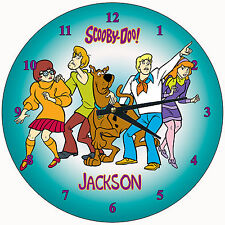 Personalized Scooby Doo! Wall Clock  #2